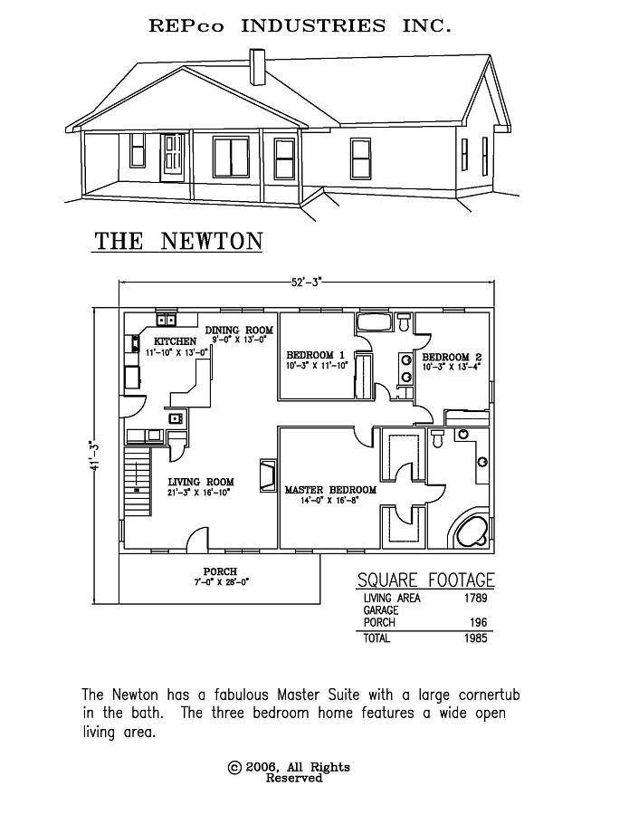 Residential steel house plans manufactured homes floor for Steel frame home floor plans